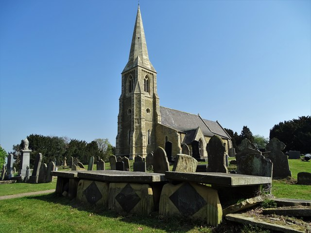 St Oswald's Church, Luddington