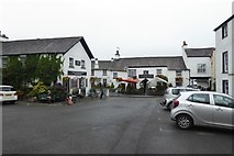 SD3598 : Hawkshead village by DS Pugh