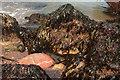 SX9364 : Rocks at Anstey's Cove by Derek Harper