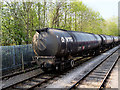 SD5029 : Bitumen Tankers at Preston Riverside by David Dixon
