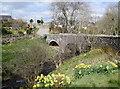 NO8585 : Fetteresso bridge over Carron Water by Bill Harrison