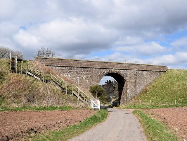 Feathers railway bridge