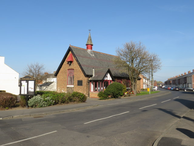 St. Alban's church, Trimdon Grange