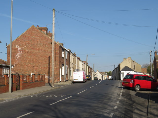 Luke Street, Trimdon Station