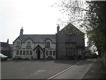 SK1971 : The Crispin at Great Longstone by John Slater