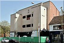 J3272 : Former Majestic cinema, Belfast (April 2019) by Albert Bridge