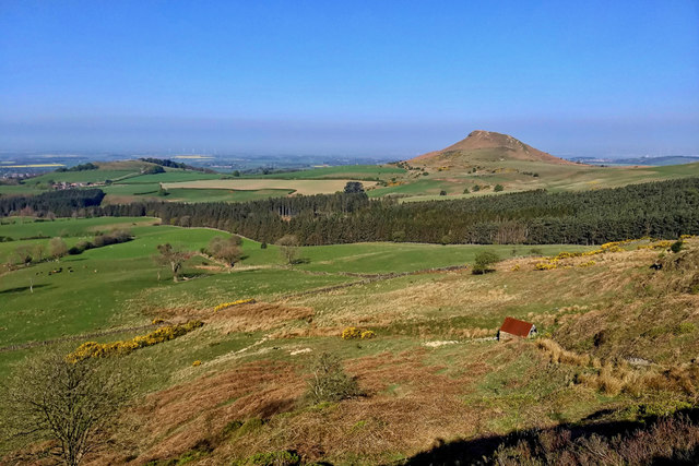 Cliff Rigg and Roseberry