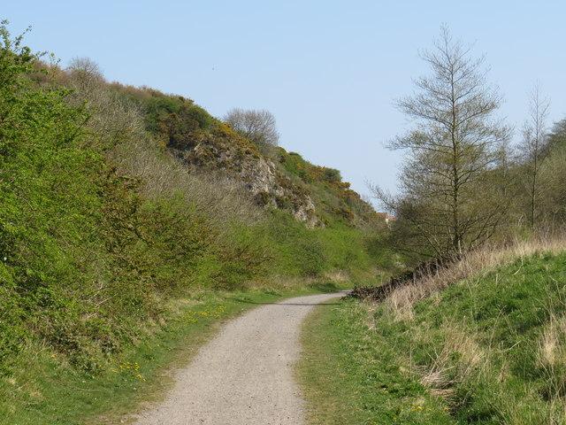 Cycle path near Sunderland
