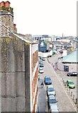 SX4854 : The Barbican, Plymouth, Devon by David Hallam-Jones