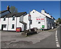 SO1422 : New Inn & Beacons Backpackers, Bwlch, Powys by Jaggery