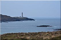 NM4167 : Ardnamurchan lighthouse from the east by Jim Barton