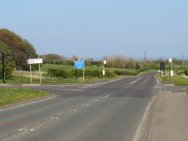 Seaham Road near Houghton-le-Spring