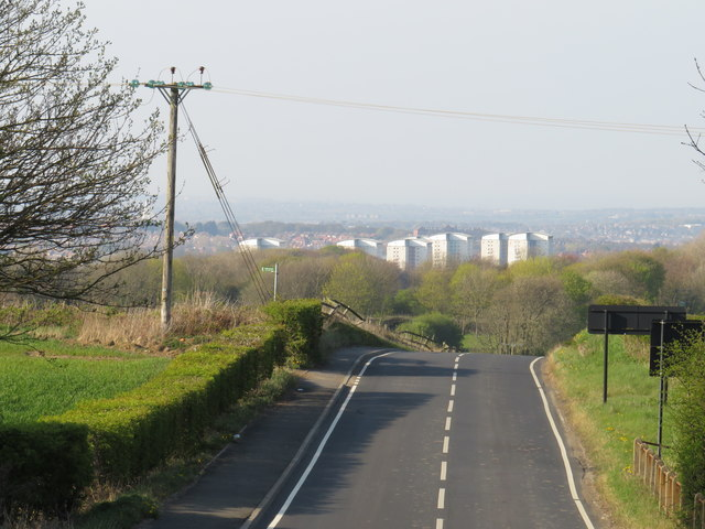 Hangman's Lane, near Houghton-le-Spring