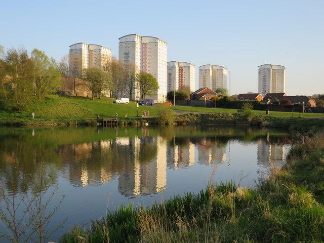 Lakeside Estate, Gilley Law, Sunderland