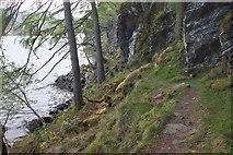 NM6672 : The Silver Walk, Loch Moidart by Jim Barton
