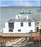 SZ6299 : The Point, Portsmouth by Des Blenkinsopp