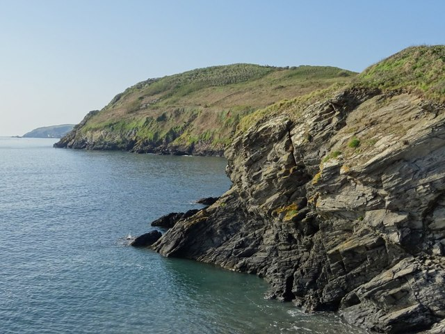 The coast at Nare Point