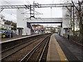 NS5470 : Westerton railway station, Glasgow by Nigel Thompson