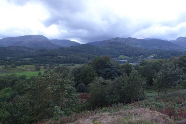View from Neaum Crag