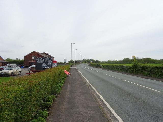 Southport Road (A5147) © JThomas cc-by-sa/2.0 :: Geograph Britain ...