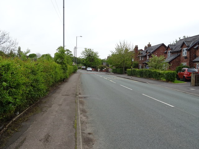 Southport Road (A5147), Lydiate © JThomas :: Geograph Britain and ...