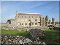 TF9839 : St  Mary's  Priory  Binham  ( Benedictine ) by Martin Dawes