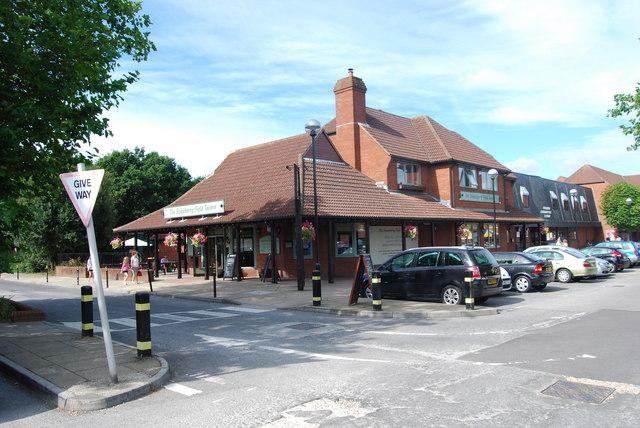 The Strawberry Field Tavern