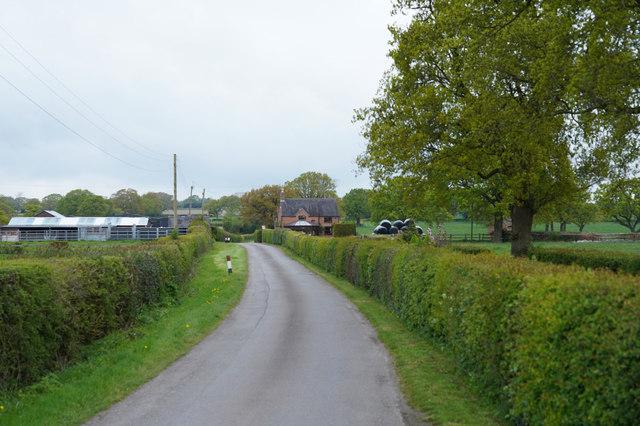 Near Homestead Farm
