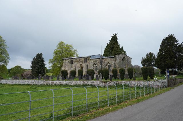 All Saints Church Bradley