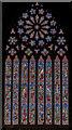 SE5703 : East window, Doncaster Minster by Julian P Guffogg