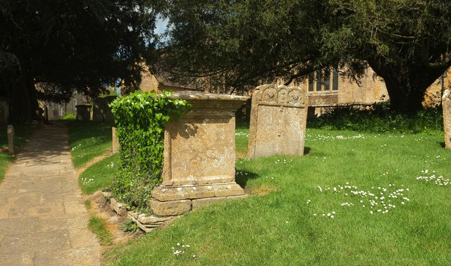 Monuments, South Petherton