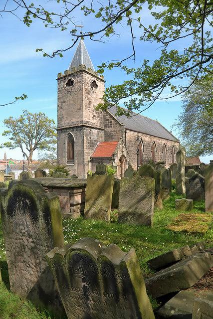 Tweedmouth Parish Church, St Bartholomew & St Boisil