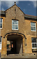 ST4316 : Former Crown Hotel, South Petherton by Derek Harper