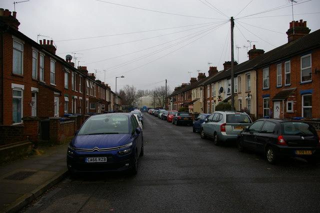 Gatacre Road, Ipswich