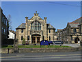 SD9951 : St Andrew's church, Newmarket Street, Skipton by Stephen Craven