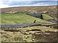 NH3470 : Glascarnoch Dam, Loch Glascarnoch by G Laird