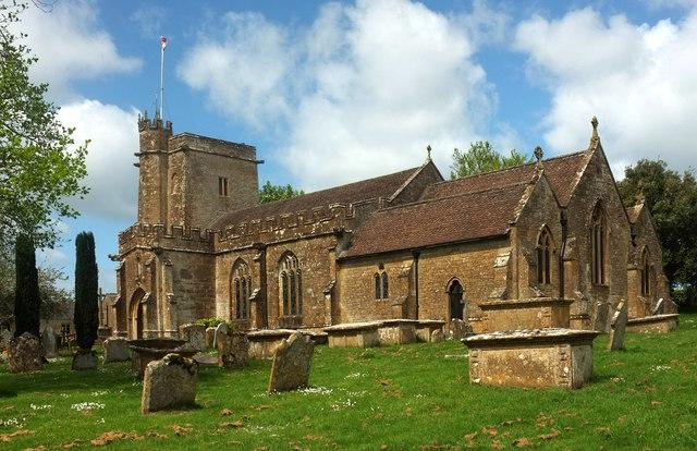 Church of All Saints, Merriott