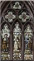 SE5703 : Window n.5, Doncaster Minster by Julian P Guffogg
