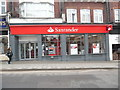 TQ0991 : Santander Bank Branch in Northwood by David Hillas