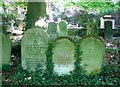 TG2408 : Graves of the Petch Family by Evelyn Simak
