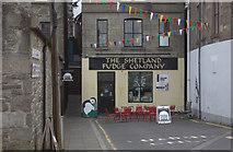 HU4741 : The Shetland Fudge Company by Robert Eva