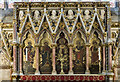 SE5703 : Reredos, Doncaster Minster by Julian P Guffogg