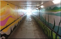 SP3874 : Inside the Ryton Subway by David Howard