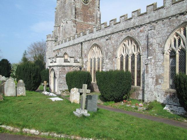 St John's Church, Broadclyst