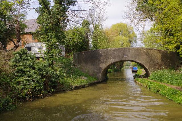 Cropredy Mill Bridge, Oxford Canal