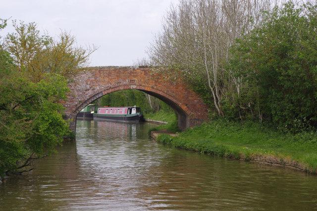 Keens Bridge, Oxford Canal