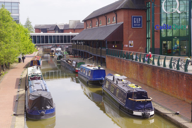 Oxford Canal, Banbury