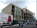TQ3778 : New development at Island Point, West Ferry Road by Stephen Craven