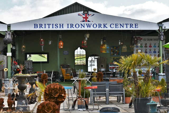 British Ironwork Centre