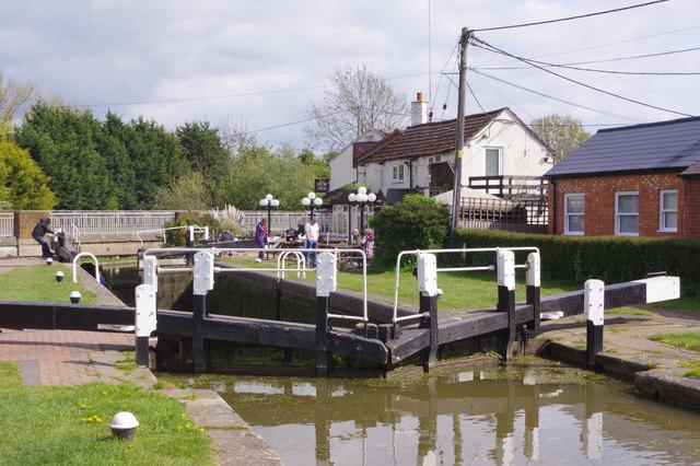 Buckby Top Lock